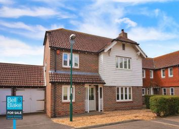 Thumbnail 4 bedroom detached house for sale in Cul De Sac, In The Heart Of Nyetimber, Pagham