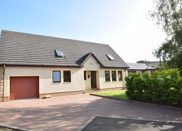 Thumbnail 4 bed detached house for sale in Snowberry Fields, Thankerton, Biggar