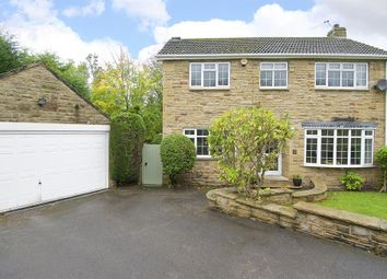 Thumbnail 4 bedroom detached house for sale in Pool Bank Court, Pool In Wharfedale, Otley