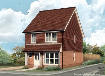 Thumbnail 3 bed end terrace house for sale in Stockett Lane, Coxheath, Maidstone