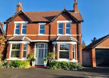 Thumbnail 4 bed detached house for sale in Church Road, Alsager, Stoke-On-Trent, Cheshire
