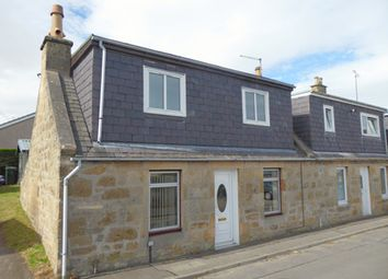 Thumbnail 2 bed end terrace house for sale in Main Street, Elgin