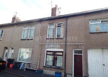Thumbnail 3 bedroom terraced house for sale in Portskewett Street, Newport, Newport.