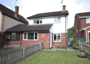 Thumbnail 3 bed link-detached house for sale in Dornafield Drive East, Ipplepen, Newton Abbot