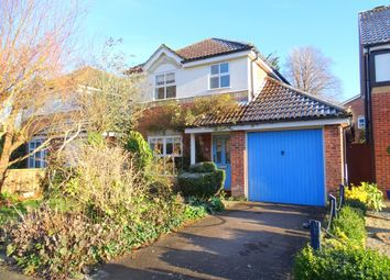 Thumbnail 3 bedroom detached house for sale in Grenville Gardens, Chichester