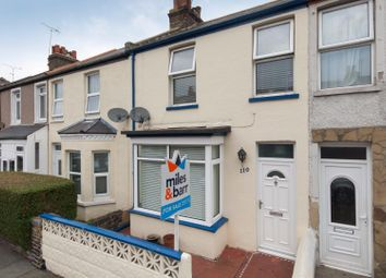Thumbnail 2 bed terraced house for sale in Byron Avenue, Margate