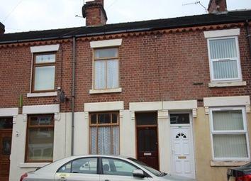 Thumbnail 2 bedroom terraced house for sale in Greengate Street, Tunstall, Stoke-On-Trent