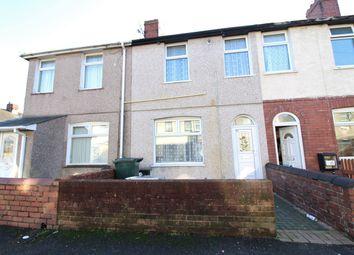 Thumbnail 2 bed terraced house for sale in Marshfield Street, Newport