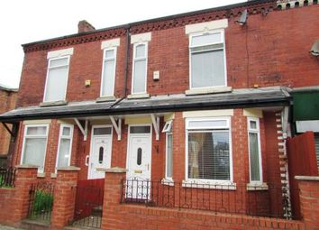 Thumbnail 4 bedroom terraced house for sale in Levenshulme Road, Gorton, Manchester, Greater Manchester