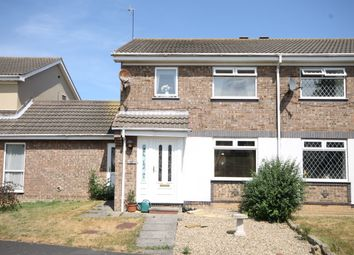 Thumbnail 3 bed semi-detached house for sale in Willow Close, Filey