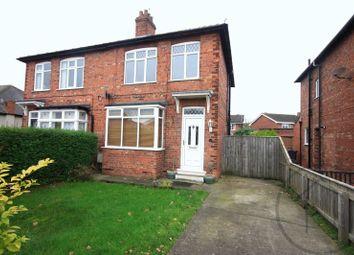 Thumbnail 2 bed semi-detached house to rent in Barmpton Lane, Darlington