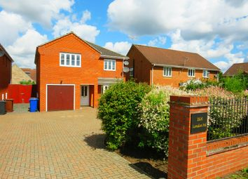 Thumbnail 4 bedroom detached house to rent in London Road, Brandon