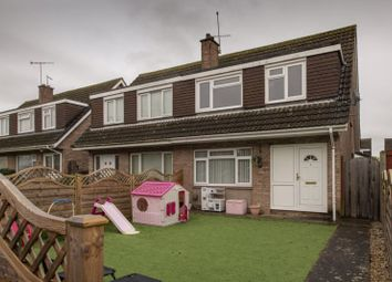 Thumbnail 3 bed semi-detached house for sale in Sandcroft, Whitchurch, Bristol