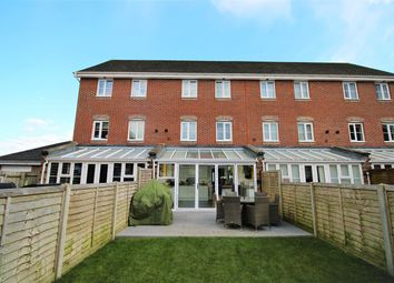 Thumbnail 4 bed town house for sale in Burghfield Walk, Highfields, Basingstoke