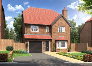 Thumbnail 4 bed detached house for sale in Squires Park, Bushey Hall Drive, Bushey, Hertfordshire