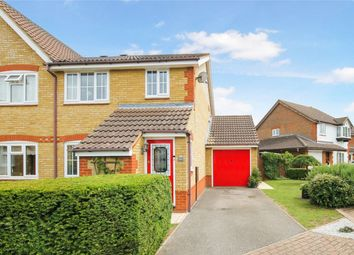 Thumbnail 3 bed semi-detached house for sale in Muirfield, Great Denham, Bedford