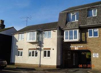 Thumbnail 2 bedroom flat to rent in Crosshall Road, Eaton Ford, St. Neots