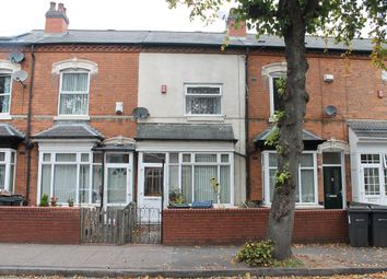 Thumbnail 3 bed terraced house for sale in Hutton Road, Handsworth, Birmingham