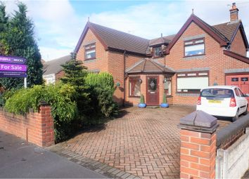 Thumbnail 3 bed detached house for sale in Oak Tree Road, St. Helens