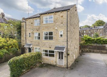 Thumbnail 3 bed town house to rent in Saddlers Croft, Ilkley
