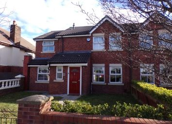 Thumbnail 3 bed property to rent in Higher Road, Hunts Cross, Liverpool