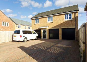 Thumbnail 2 bedroom flat for sale in Red House Gardens, Netherton Lane, Bedlington