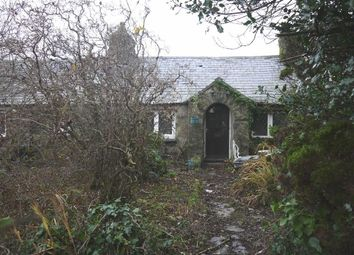 Thumbnail 2 bed cottage for sale in Rhoslan, Criccieth