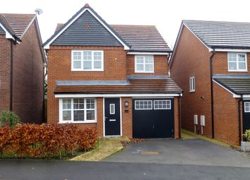 Thumbnail 4 bed detached house for sale in Cypress Close, Clayton-Le-Woods, Chorley