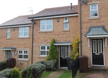 Thumbnail 3 bed town house to rent in Woolscroft View, Hemingfield, Barnsley