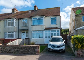 Thumbnail 3 bed end terrace house for sale in Dane Valley Road, Margate