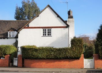 Thumbnail 2 bed end terrace house for sale in Coleshill Road, Sutton Coldfield