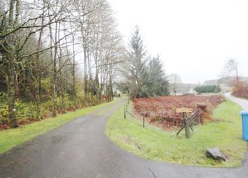 Thumbnail Land for sale in Site At Auchterawe, Fort Augustus, Inverness PH324BT