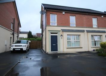 Thumbnail 3 bed semi-detached house for sale in Lynn Hall Park, Bangor
