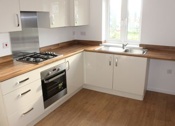 Thumbnail 3 bed terraced house for sale in Wyndham Park, Great Mead, Yeovil