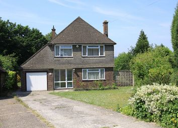Thumbnail 3 bed detached house for sale in Amersham Hill Gardens, High Wycombe, Buckinghamshire
