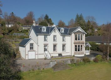 Thumbnail 8 bedroom detached house for sale in Torwoodhill Road, Rhu, Argyll & Bute