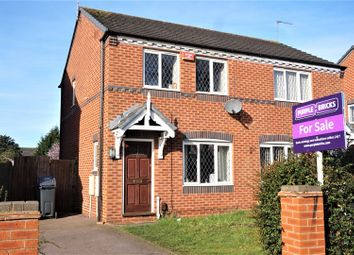 Thumbnail 2 bed semi-detached house for sale in Burcote Road, Pype Hayes, Birmingham