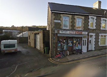 Thumbnail Commercial property for sale in CF83, Abertridwr, Mid Glamorgan
