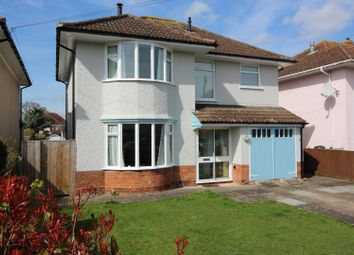 Thumbnail 3 bed detached house for sale in Lewis Road, Taunton