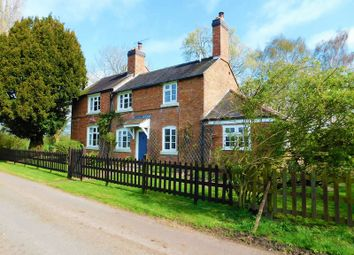 Thumbnail 4 bed detached house for sale in Shredicote Lane, Bradley, Stafford.