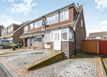 Thumbnail 3 bed semi-detached house for sale in Cheltenham Crescent, Higher, Runcorn, Cheshire