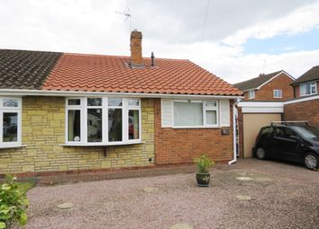 Thumbnail 2 bed semi-detached bungalow for sale in Snowdon Close, Kidderminster