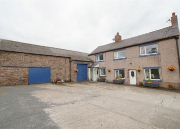 Thumbnail 5 bedroom detached house for sale in Skelton, Penrith, Cumbria
