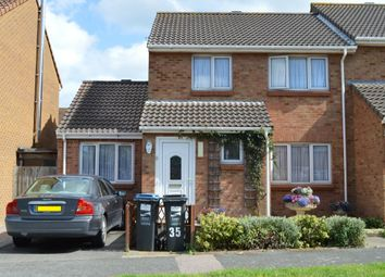 Thumbnail 4 bed semi-detached house for sale in Crundale Way, Cliftonville, Margate