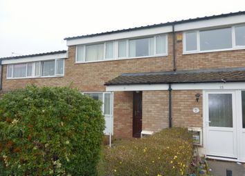 Thumbnail 3 bed terraced house for sale in Muir Close, Hereford