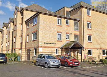 Thumbnail 1 bed flat for sale in Kingfisher Court (Surbiton), Surbiton