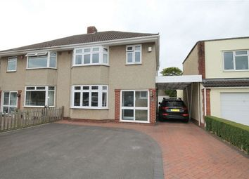 Thumbnail 3 bed semi-detached house for sale in Heath Road, Downend, Bristol