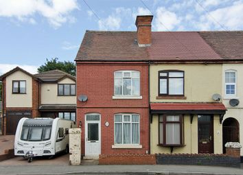 Thumbnail 2 bed property for sale in Queen Street, Chasetown, Burntwood