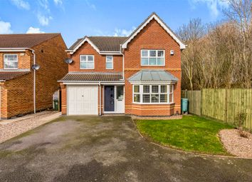 Thumbnail 4 bed detached house for sale in Otter Lane, Mountsorrel, Loughborough