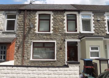 Thumbnail 3 bed terraced house for sale in Carlyle Street, Abertillery